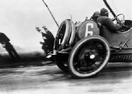 In This Remarkable 1912 Photograph Frenchman JacquesHenri Lartigue Captured The Motion Inherent Auto Racing