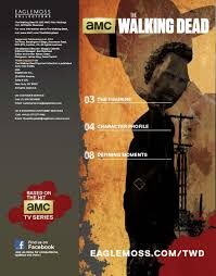 Hit The Floor Character Dead by The Walking Dead Collector U0027s Models