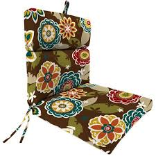 Walmart Patio Furniture Cushion Replacement by Jordan Manufacturing Outdoor Patio Replacement Chair Cushion