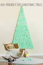 7 Toddler Friendly DIY Christmas Trees