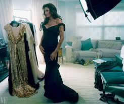 Gone With The Wind Curtain Dress Quote by Caitlyn Jenner On The Cover Of Vanity Fair Vanity Fair