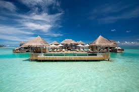 100 Maldives Infinity Pool Find Worlds Largest Overwater Villa In The CNN