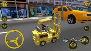 100 Forklift Truck Simulator Excavator Car Transport By Saga Games Inc