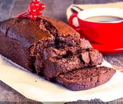 Buttermilk Chocolate Tea Bread