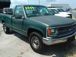 100 2000 Chevy Truck For Sale CHEVROLET 2WD 34 TON PICKUP TRUCK FOR SALE 1227