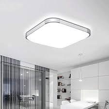 led deckenleuchte 16w deckenle wohnzimmer bad küche panel leuchte 30 30 11cm kaltweiß