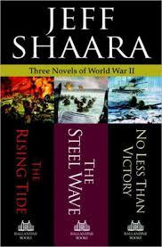 Three Novels Of World War II The Rising Tide Steel Wave No