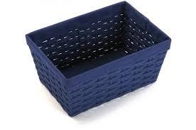 panier a linge bleu panier a linge rectangulaire bleu kos panier à linge pas cher
