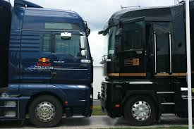 File:Red Bull Racing And Lotus Renault Trucks - Flickr ...