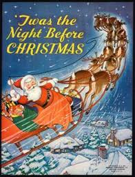Twas The Night Before Halloween Book by Twas The Night Before Christmas By Clement C Moore Belles