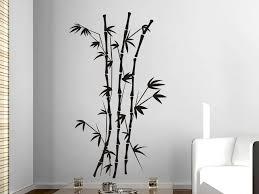 wandtattoo filigraner bambus strauch wandtattoo de