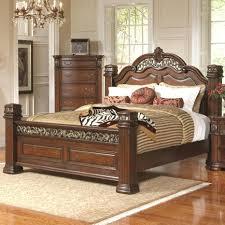 adjustable bed frame for headboards and footboards including