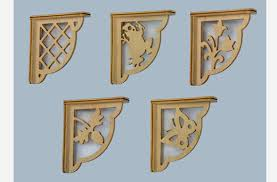 shelf brackets plans and software the patriot woodworker