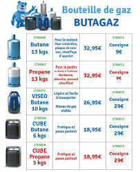 bouteille de gaz consigne vente de bouteille de gaz jardica