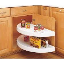 half moon lazy susans kitchen storage organization the