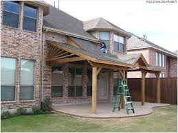 Attached Patio Cover Designs  Fresh 44 Best Patio Roof Designs