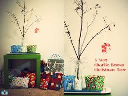 Charlie Brown Christmas Tree Walmart by Brown Christmas Tree Christmas Lights Decoration