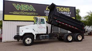 1995 Volvo/White/GMC Autocar Dump Truck At Public Auction - YouTube Run List Fort Wayne Auto Truck Auction Runbidsell 2007 Mack Cl733 Day Cab For Sale Or Lease 2009 Intertional 9200i Bergeys Used Trucks Up For Kenworth 4680 Listings Page 1 Of 188 1998 9400 Semi Truck Sale Sold At Auction 2004 Sterling Acterra Reefer Refrigerated Home In Blue Eagle Towing 2006 Lt9500 Boom Bucket Crane Ed Linda Mckinley Christian Whittaker Schrader Real Estate