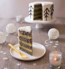 recette de cuisine cake layer cake citron sésame noir les meilleures recettes de cuisine