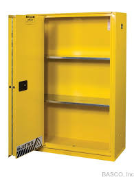 Flammable Liquid Storage Cabinet Grounding by Justrite Flammable Liquid Storage Cabinet Sliding Door