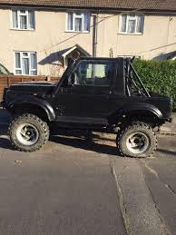 100 Mini Monster Trucks Suzuki Sj Mini Monster Truck In GU35 Bordon For 140000 For Sale