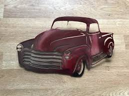 100 Chevy Truck Parts Online Metal Wall Art Metal Old Products Custom Truck