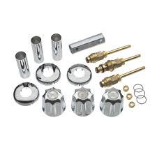 Gerber Kitchen Faucet Handles by Tub Shower 3 Handle Remodeling Kit For Gerber In Chrome Danco