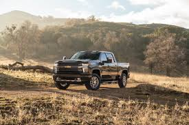 100 High Trucks Chevrolet Debuts AllNew 2020 Silverado HD
