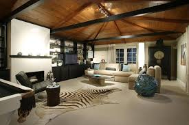 Brown Couch Living Room Decor Ideas by 17 Zebra Living Room Decor Ideas Pictures