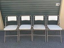 retro vinyl chair ebay