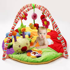Colourful Baby Playmat Musical Play mats With Toys Kids Play Mat