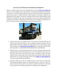 100 Rental Truck Discounts Top 5 Tips To Get On Cars Lexington KY By I
