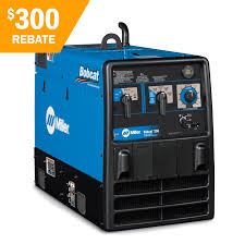 Bobcat™ 250 Engine-Driven Welder | MillerWelds