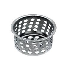 Kohler Sink Strainer Basket by Danco 9d00080058 1 1 32 Inch Basket Strainer Chrome Pipe