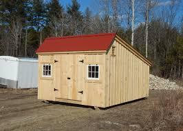 Saltbox Shed Plans 12x16 by Saltbox Shed Plans Storage Buildings Kits Jamaica Cottage Shop