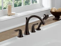 Delta Garden Tub Faucet Removal by Faucet Com T4738 Ss In Brilliance Stainless By Delta