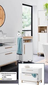 waschbeckenunterschrank mit 2 schubladen angebot bei tchibo