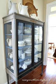 Savvy Southern Style The Curio Cabinet Makeover Details