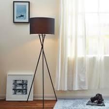 adesso wright shelf tall floor l black finish walmart com