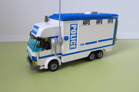 100 Lego Police Truck LEGO IDEAS Product Ideas City Horsebox