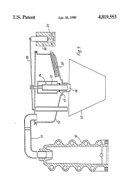 Melitta Bentz Coffee Filter Patent Drawing