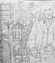 Amazon Prime Now The Official Outlander Coloring Book An Adult