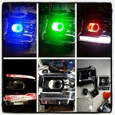 2014 15 gmc cleared headlights