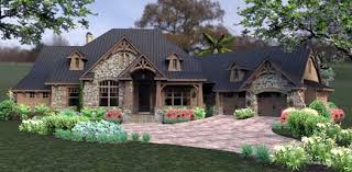 Mountain Or Rustic Style Floor Plans 61 161