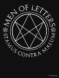 Supernatural Men of Letters Dark
