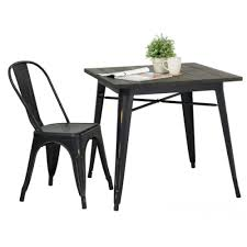 Modus Metal Dining Table Antique Black Dining Set (1+4) Steel Ding Room Chairs Kallekoponnet Modern Narrow Table Set Cute With Photo Of 36 Round Natural Laminate With Xbase And 4 Ladder Back Metal Black Vinyl Seat 2 Ding Tables 8 Chairs In Metal Black Retro Design Square Walnut Grid Barstools Amazoncom Shing Wood Laneberg Svenbertil Brown Lucano Marble Leather Mesmerizing Iron Legs Reclaimed Base 5 Piece Kitchen Tag Archived Of Polyurethane Likable Pcs Table