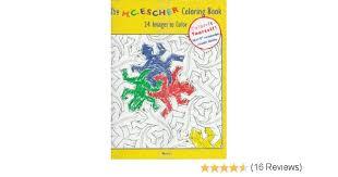 MC Escher Coloring Book