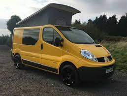 Renault Trafic Full Conversion Camper Van