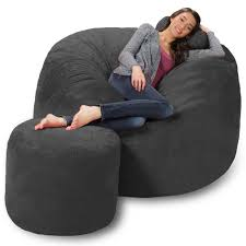Fuf Chair Replacement Cover by 5 Ft Bean Bag Cover 5 Foot Bean Bag Chair Cover