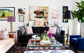 Oversized Throw Pillows For Floor by The Maura Project Dark Blue Velvet Sofa